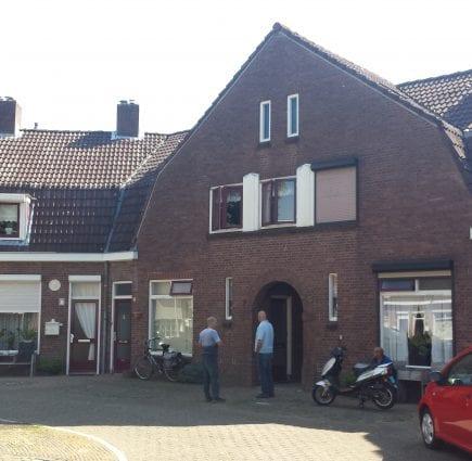 Scheurherstel 35 woningen in Breda